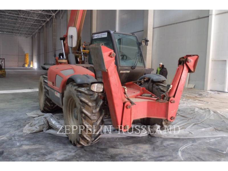 MANITOU BF S.A. TELEHANDLER MT-X 1740 SLT equipment  photo 11