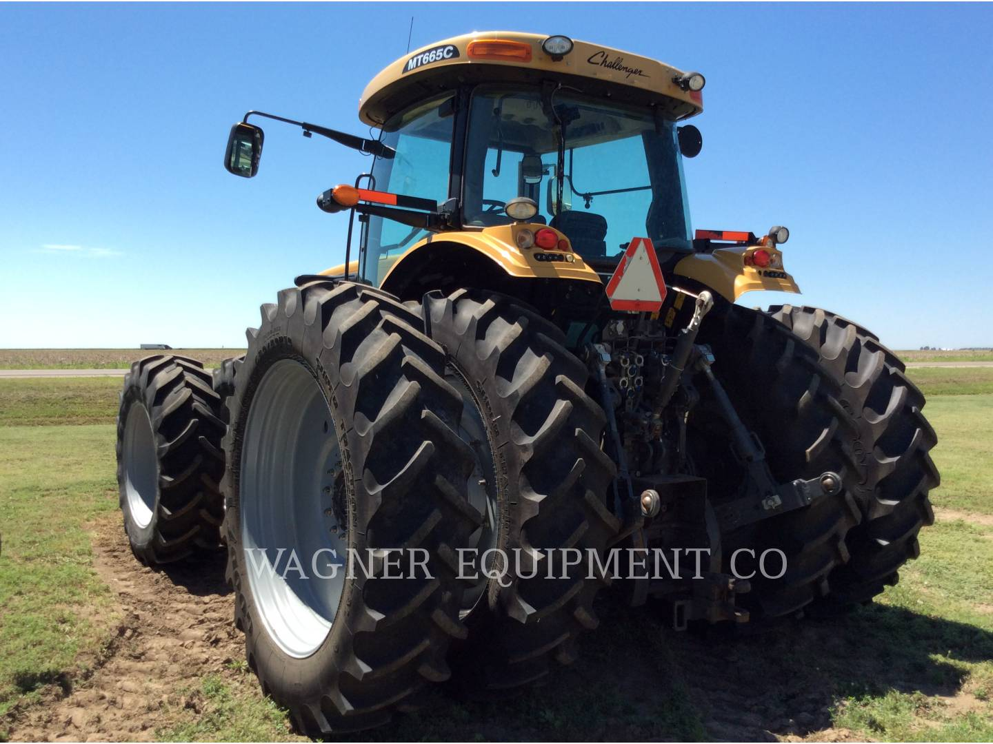 Detail photo of 2010 AGCO MT665C-4C from Construction Equipment Guide