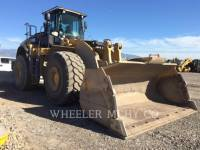 CATERPILLAR RADLADER/INDUSTRIE-RADLADER 980K AOR T equipment  photo 2