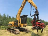 Equipment photo CATERPILLAR 320CFMST FORESTRY - PROCESSOR 1