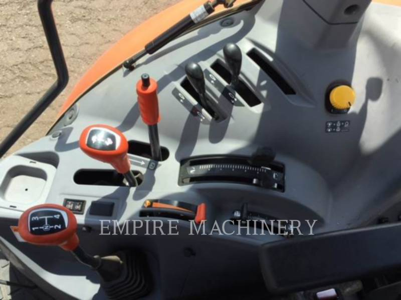 KUBOTA TRACTOR CORPORATION OTROS M5091F equipment  photo 5
