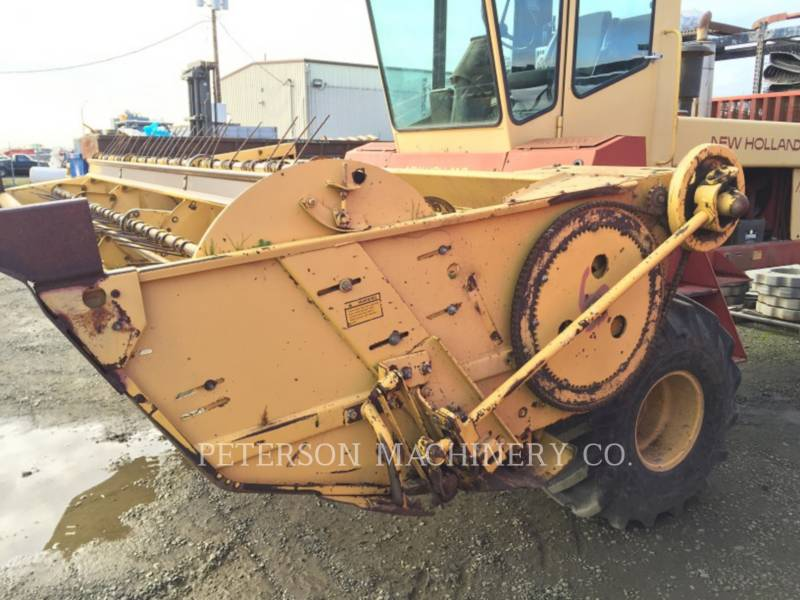 NEW HOLLAND LTD. AG HAY EQUIPMENT NH1118 equipment  photo 18