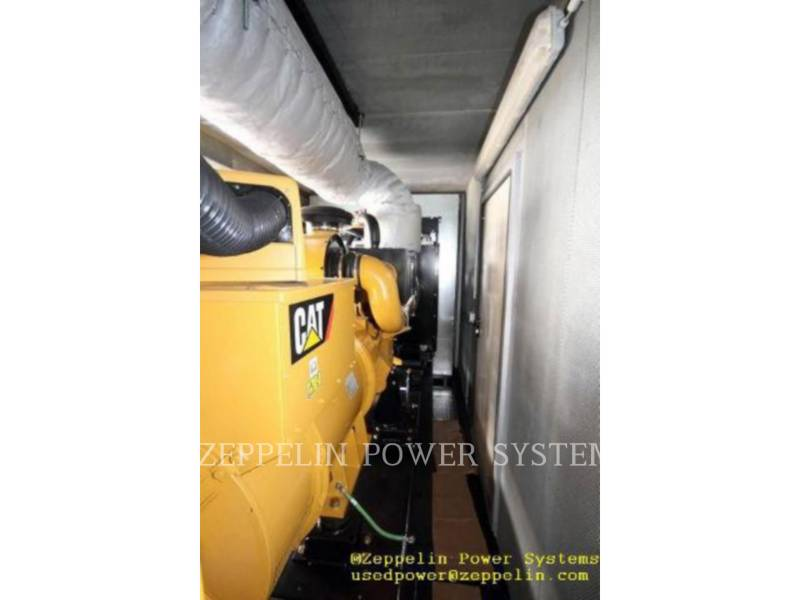 CATERPILLAR PORTABLE GENERATOR SETS C18 CAT REBUILD CONTAINER equipment  photo 3