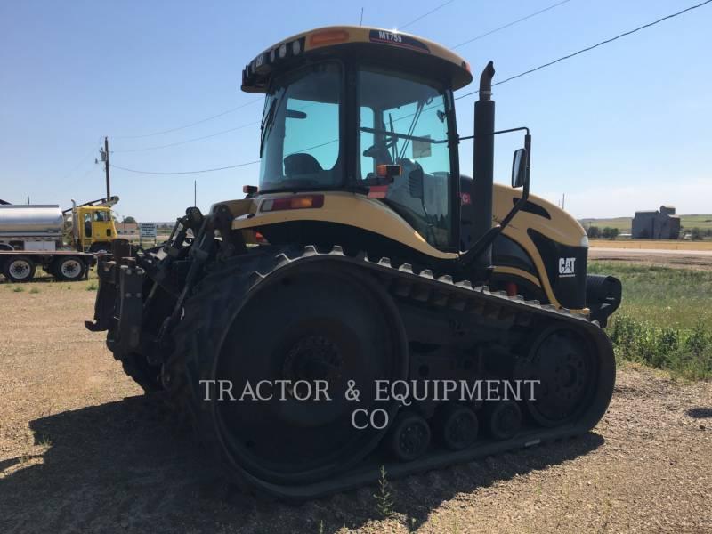 AGCO AG TRACTORS MT755 equipment  photo 1