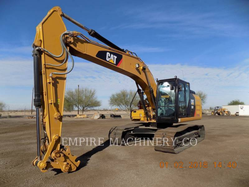 CATERPILLAR EXCAVADORAS DE CADENAS 320FL    P equipment  photo 4