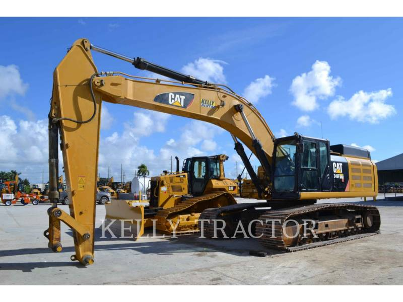 CATERPILLAR TRACK EXCAVATORS 349FL equipment  photo 2