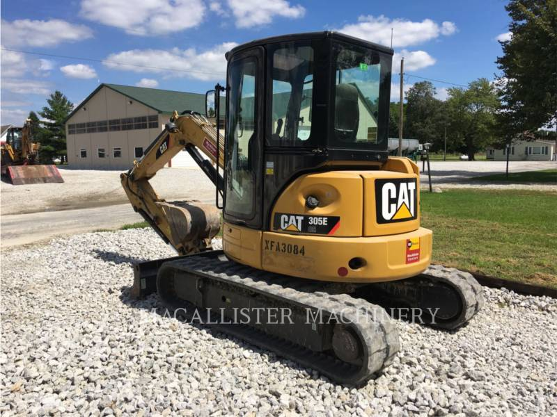 Caterpillar EXCAVATOARE PE ŞENILE 305ECR equipment  photo 4