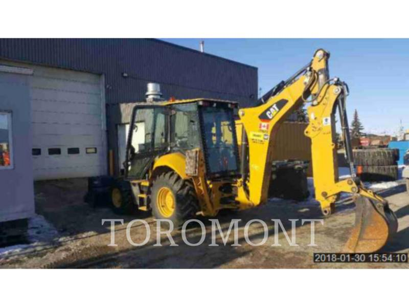 CATERPILLAR RETROEXCAVADORAS CARGADORAS 420F2ITLRC equipment  photo 4