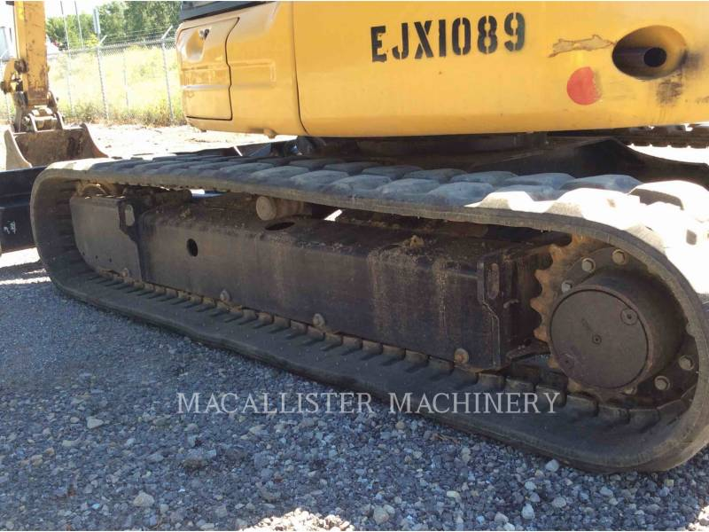 CATERPILLAR KETTEN-HYDRAULIKBAGGER 305.5 equipment  photo 23
