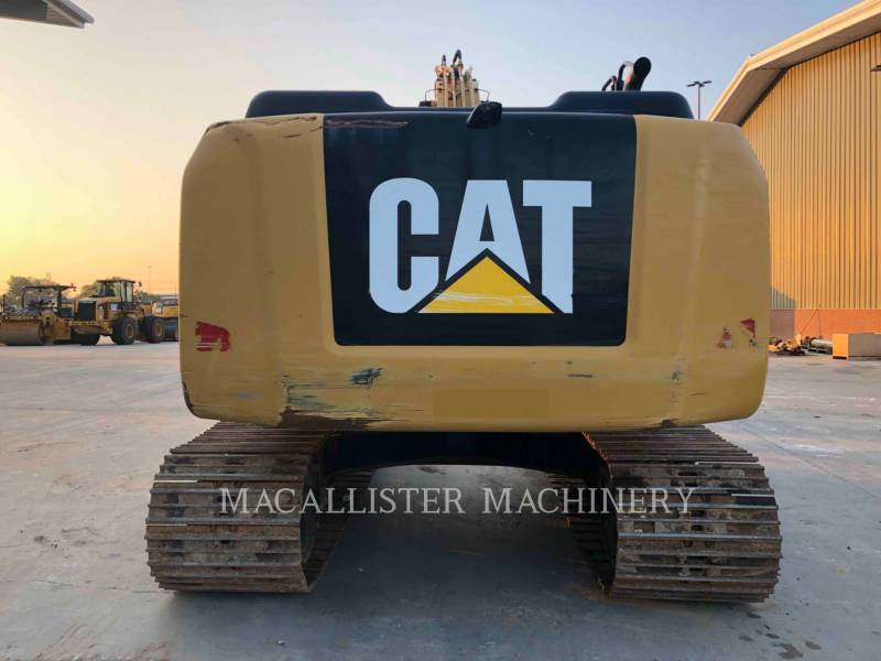 CATERPILLAR TRACK EXCAVATORS 320EL equipment  photo 10
