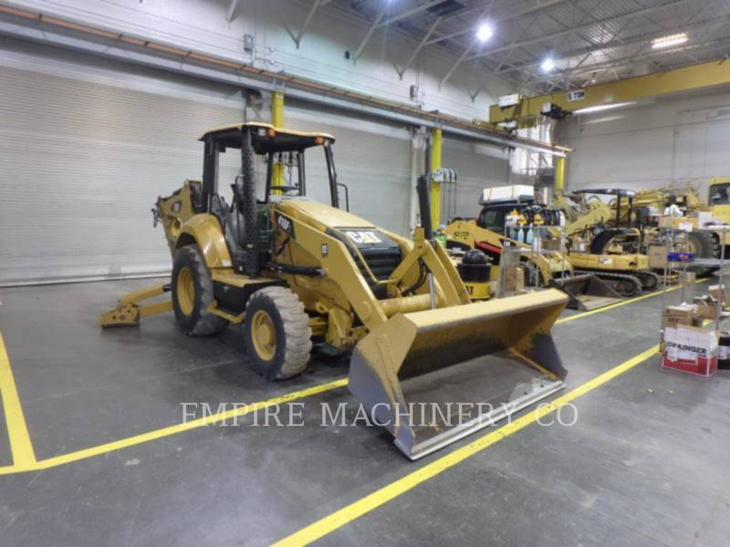 CATERPILLAR バックホーローダ 416F2 4EO equipment  photo 1