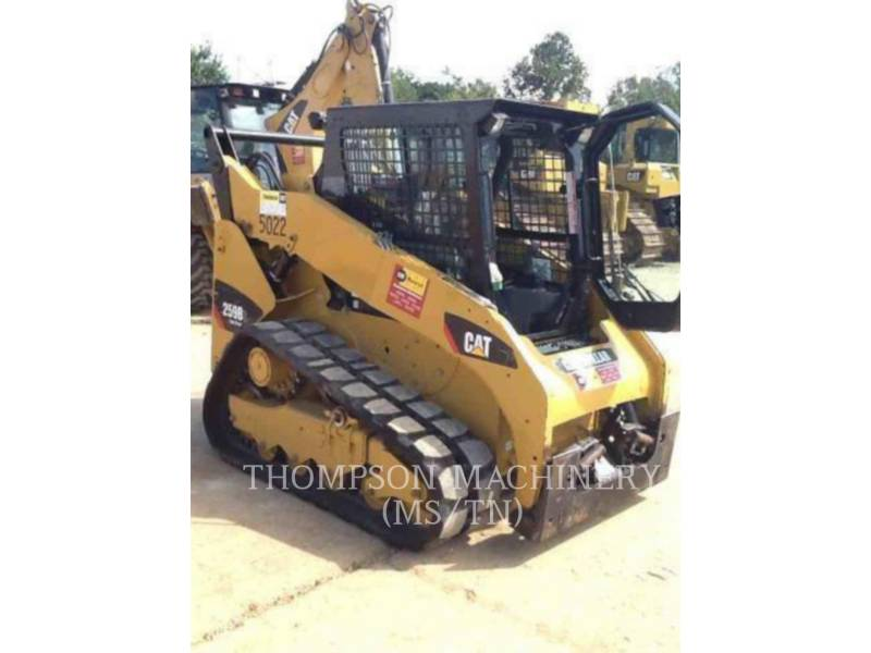 CATERPILLAR MINICARGADORAS 259B3 equipment  photo 1