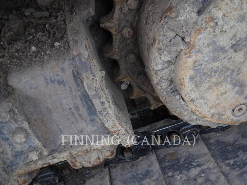CATERPILLAR TRACK EXCAVATORS 349EL equipment  photo 16
