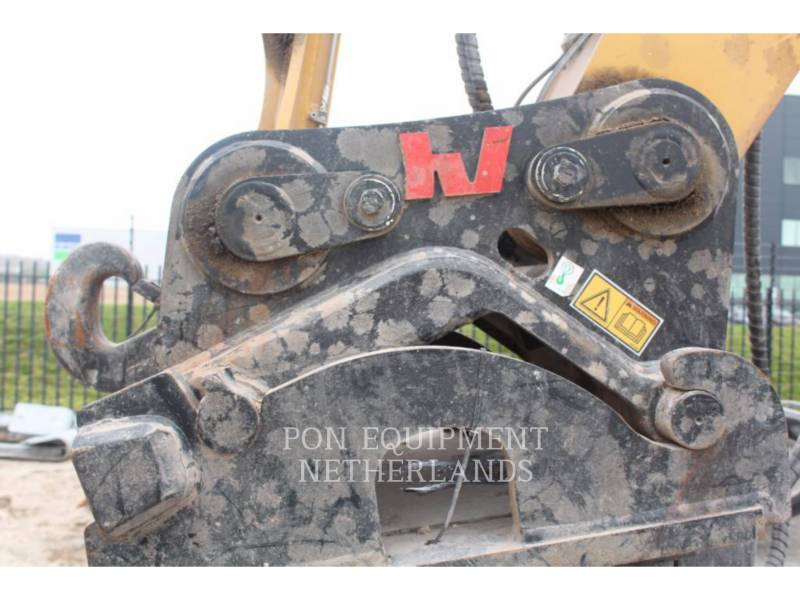 CATERPILLAR EXCAVADORAS DE RUEDAS MH3022 equipment  photo 21