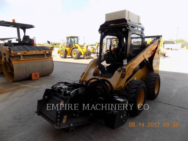CATERPILLAR CHARGEURS COMPACTS RIGIDES 262D XPS equipment  photo 4