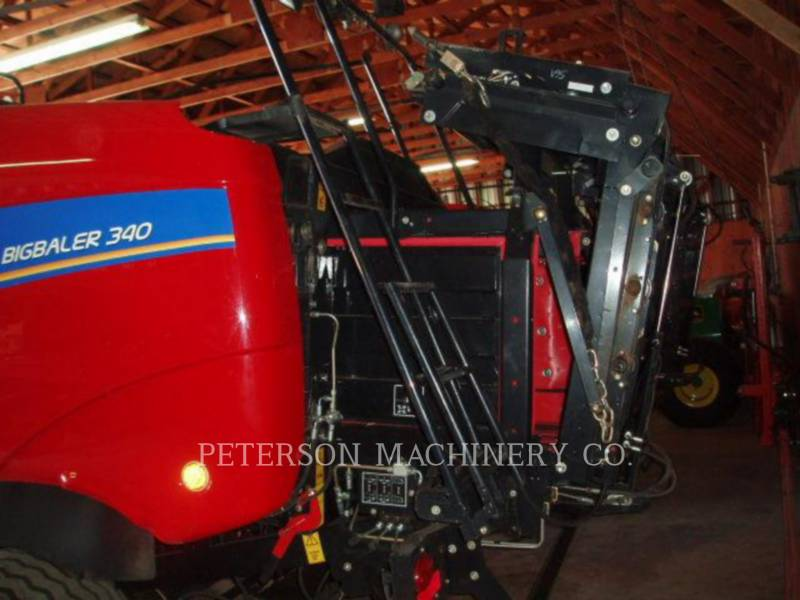 NEW HOLLAND LTD. AG HAY EQUIPMENT BB340 equipment  photo 3