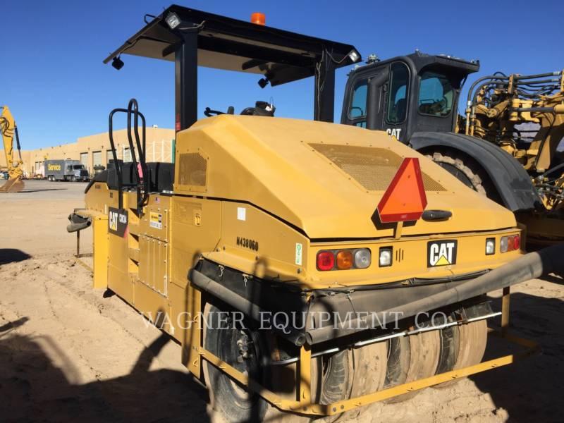 CATERPILLAR GUMMIRADWALZEN CW34 equipment  photo 2