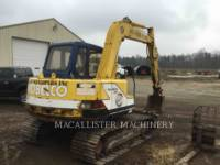 KOBELCO / KOBE STEEL LTD TRACK EXCAVATORS SK60 equipment  photo 3