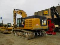CATERPILLAR ESCAVADEIRAS 349E L equipment  photo 8