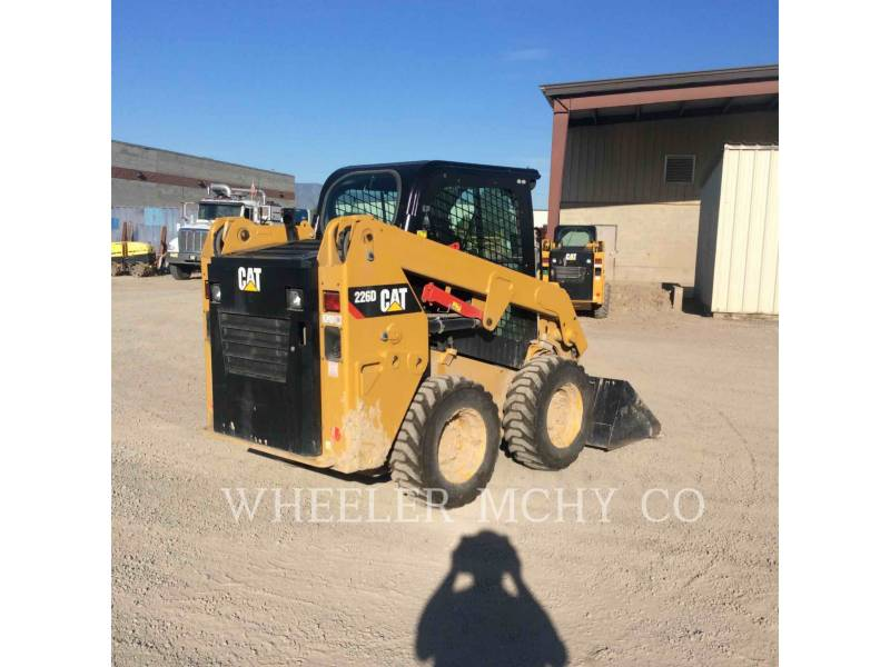 CATERPILLAR SKID STEER LOADERS 226D C3 equipment  photo 6