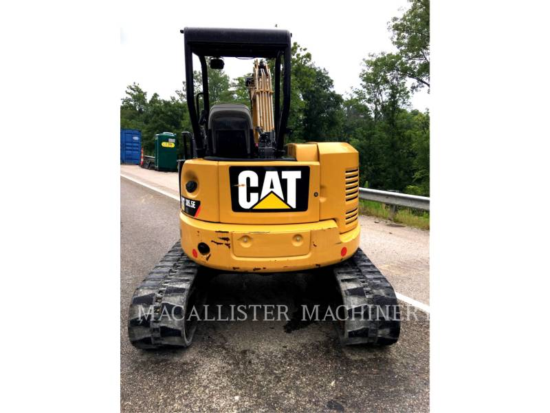 CATERPILLAR KETTEN-HYDRAULIKBAGGER 305.5E equipment  photo 4