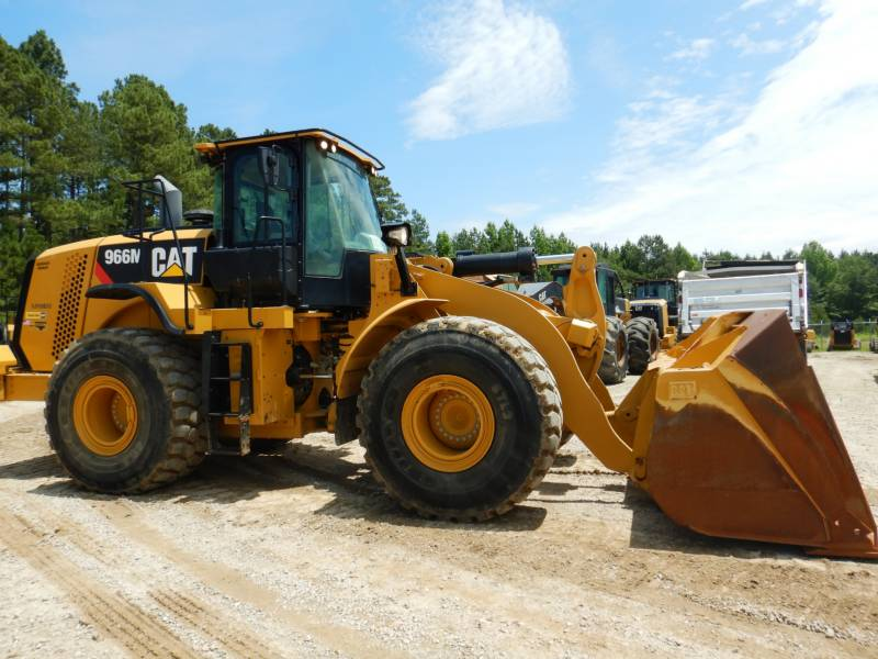CATERPILLAR WHEEL LOADERS/INTEGRATED TOOLCARRIERS 966 M equipment  photo 1