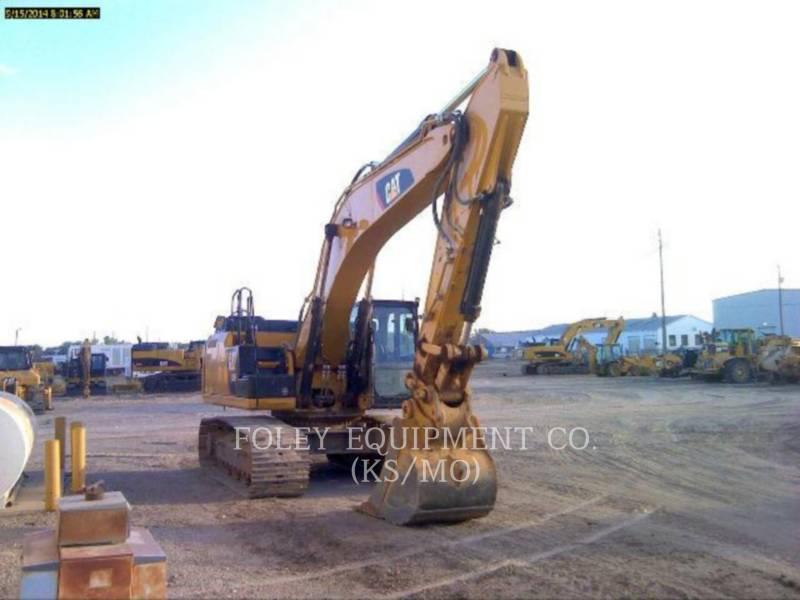 CATERPILLAR EXCAVADORAS DE CADENAS 336EL10 equipment  photo 2
