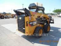 CATERPILLAR SKID STEER LOADERS 262D equipment  photo 1