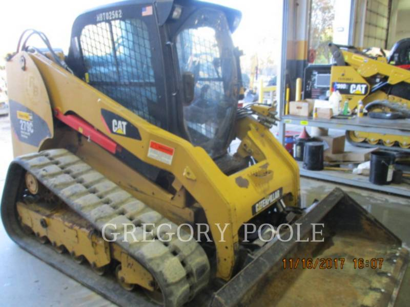 CATERPILLAR CHARGEURS TOUT TERRAIN 279C equipment  photo 6