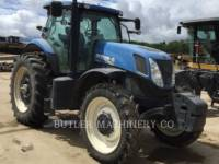 NEW HOLLAND TRACTEURS AGRICOLES T7.260 equipment  photo 2