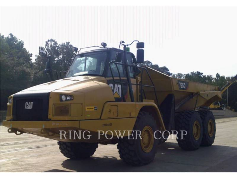 CATERPILLAR ARTICULATED TRUCKS 725C2TG equipment  photo 1