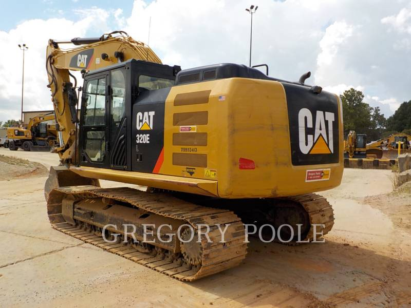 CATERPILLAR EXCAVADORAS DE CADENAS 320E L equipment  photo 7