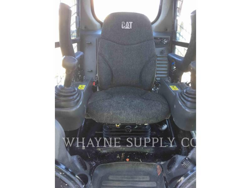 CATERPILLAR DELTALADER 289D equipment  photo 1