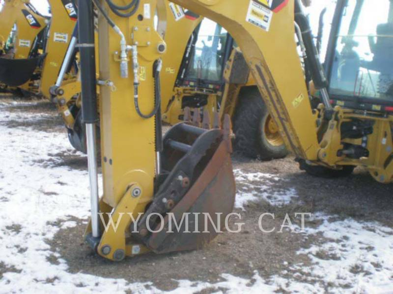 CATERPILLAR CHARGEUSES-PELLETEUSES 420FIT equipment  photo 5