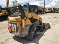 Caterpillar ÎNCĂRCĂTOARE PENTRU TEREN ACCIDENTAT 257B3 equipment  photo 4