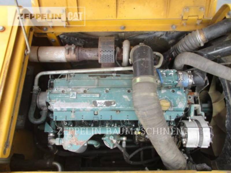 VOLVO CONSTRUCTION EQUIPMENT EXCAVADORAS DE CADENAS EC290BNLC equipment  photo 16