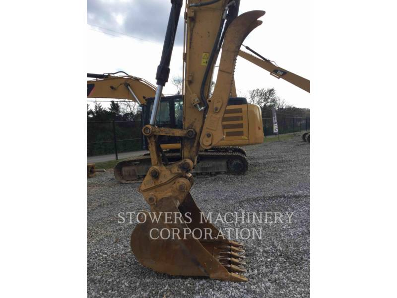 CATERPILLAR PELLES SUR CHAINES 315F equipment  photo 12