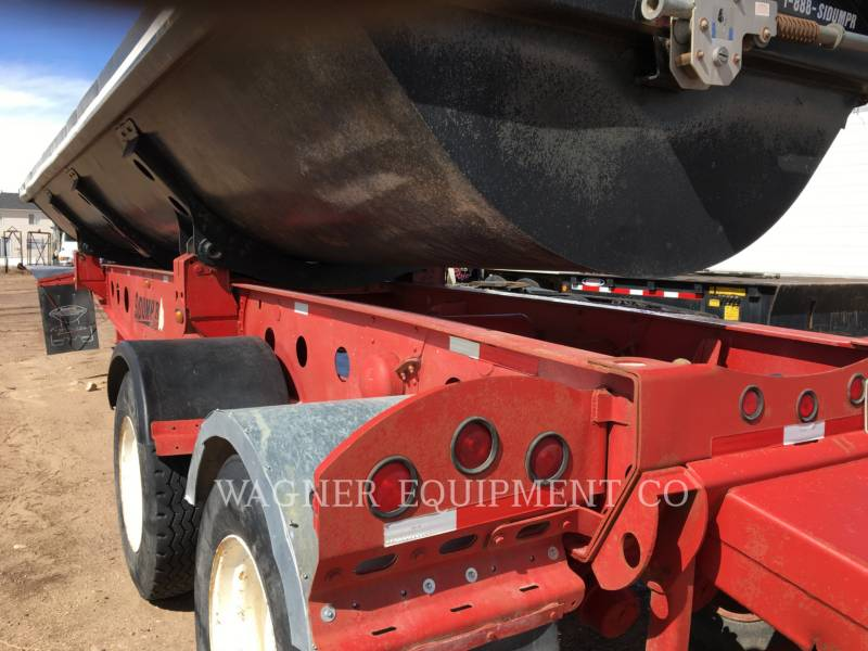 MISCELLANEOUS MFGRS TRAILERS SD402 equipment  photo 3