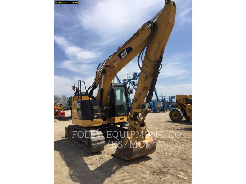 CATERPILLAR KETTEN-HYDRAULIKBAGGER 314ELCR9 equipment  photo 2