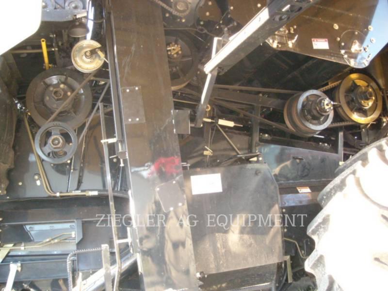 NEW HOLLAND LTD. COMBINES CR9060 equipment  photo 17