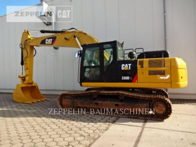 CATERPILLAR TRACK EXCAVATORS 330D2L equipment  photo 6