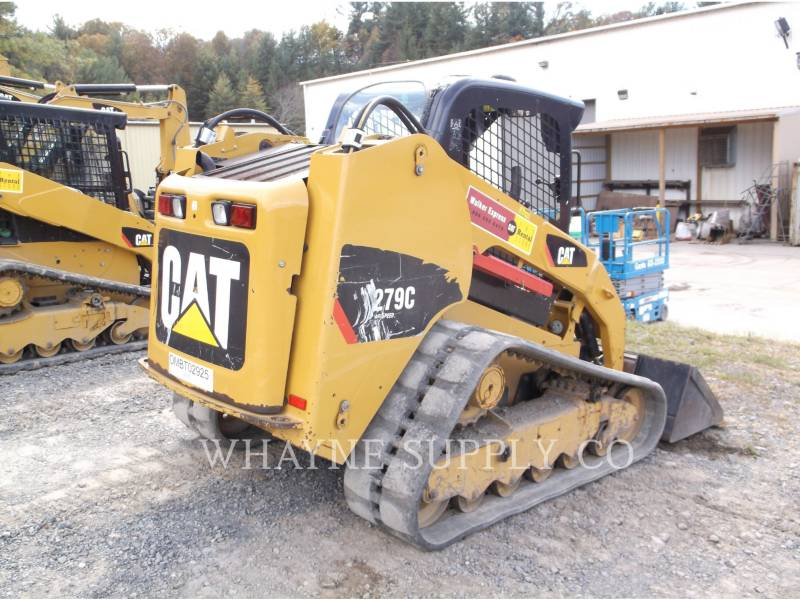 CATERPILLAR DELTALADER 279C equipment  photo 2