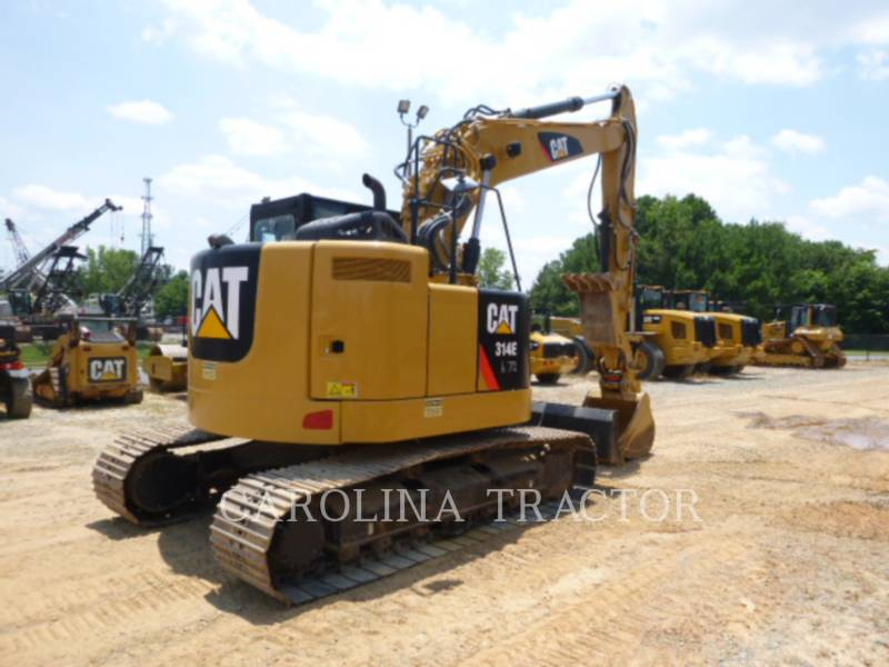 Caterpillar EXCAVATOARE PE ŞENILE 314ELCRTHB equipment  photo 3