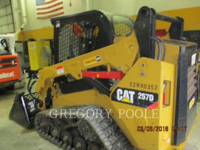 CATERPILLAR CARGADORES MULTITERRENO 257D equipment  photo 2