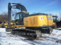 DEERE & CO. ESCAVATORI CINGOLATI 240D equipment  photo 3