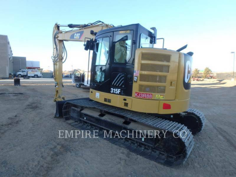 CATERPILLAR ESCAVATORI CINGOLATI 315FL    P equipment  photo 3