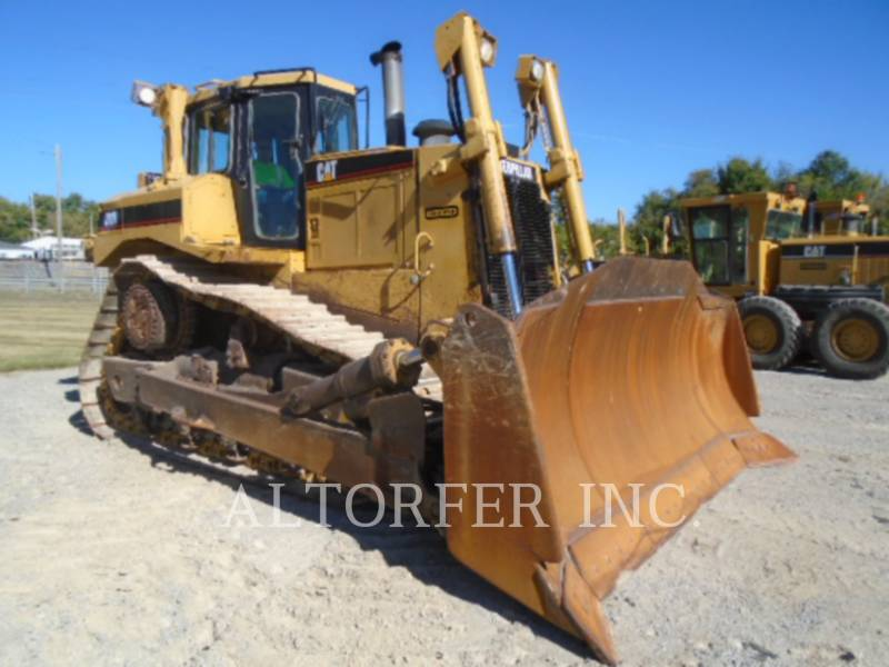 CATERPILLAR TRACTORES DE CADENAS D8R II equipment  photo 3