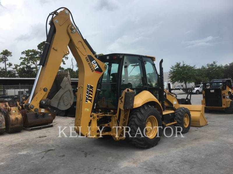 CATERPILLAR RETROEXCAVADORAS CARGADORAS 430FST equipment  photo 5