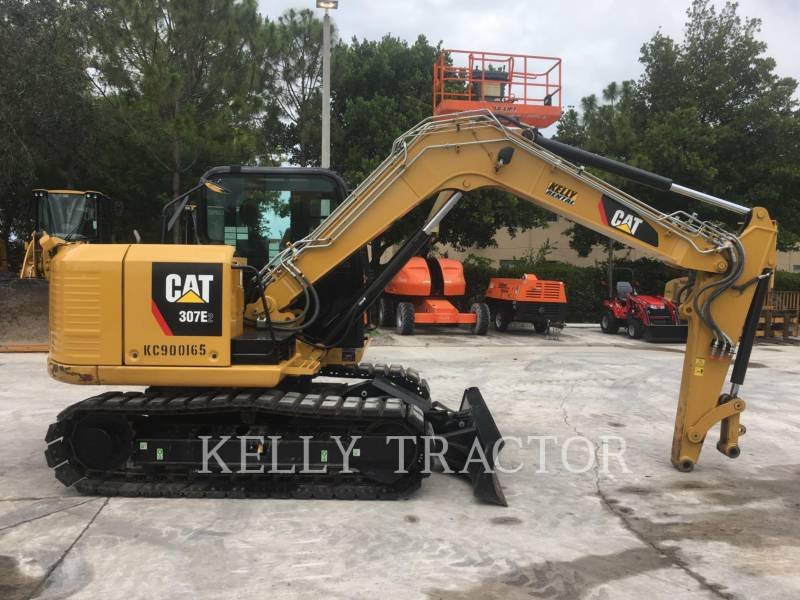 CATERPILLAR TRACK EXCAVATORS 307E2 equipment  photo 12