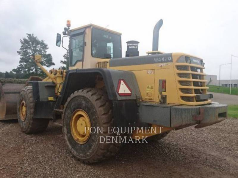 KOMATSU WHEEL LOADERS/INTEGRATED TOOLCARRIERS WA 470-3 H equipment  photo 3